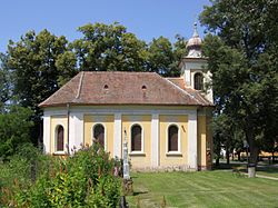 Chapel of Saint Scholastica