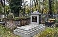 Rakowicki Cemetery, grave of Marian Smoluchowski (Polish physicist, pioneer of statistical physics and an avid mountaineer), 26 Rakowicka street, Kraków, Polandi.jpg