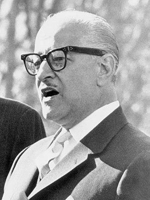 Ramón Villeda Morales - Ramón Villeda Morales in 1962