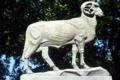 Ram statue, Fordham Rose Hill.png
