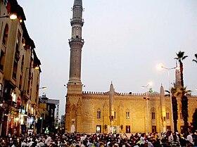 Ramadan at Al Hussein Mosque.jpg