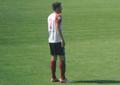 Raman Biehunoŭ.FKMiensk.26-07-2014.png