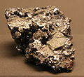 Rammelsbergit Ait Ahamane, Bou Azzer, Marokko Terra Mineralia.jpg