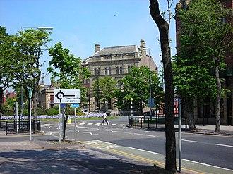 Borough of Barrow-in-Furness - Victorian architecture in Central Barrow