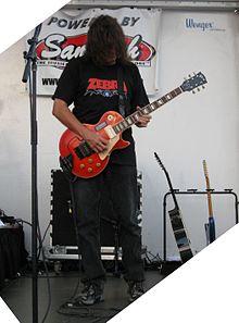 Randy Jackson ludas gitaron