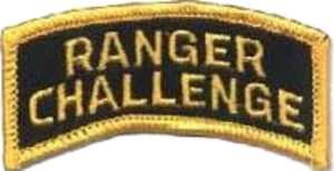 Ranger Challenge Tab - Image: Ranger challenge