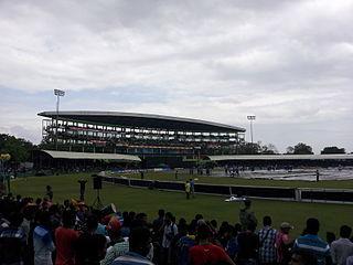 Rangiri Dambulla International Stadium Cricket stadium in Sri Lanka