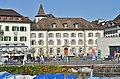 Rapperswil - Fischmarktplatz - Bürgerspital - Seedamm 2014-09-23 15-22-43.JPG
