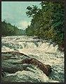 Raquette Falls, Adirondack Mountains-LCCN2008679636.jpg