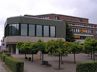 Voerde - Town hall