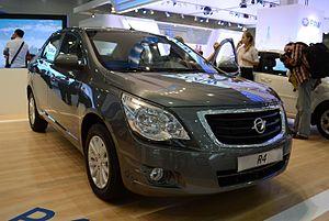 GM Uzbekistan - Ravon R4