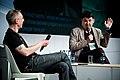 Re publica 2013 Tag 1 – Johnny Haeusler, Graham Linehan (8734627933).jpg