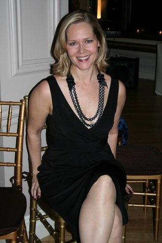 Rebecca Luker - Luker at the NYS ARTS Fall Gala 2008