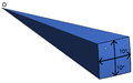 Rectangular solid angle with 10 degree apex angles.png