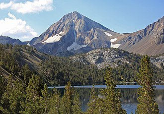 Sierra Peaks Section - Red Slate Mountain