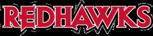 Southeast Missouri State Redhawks men's basketball - Image: Redhawks wordmark