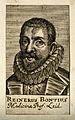 Reinier Bontius. Line engraving, 1688. Wellcome V0000659.jpg