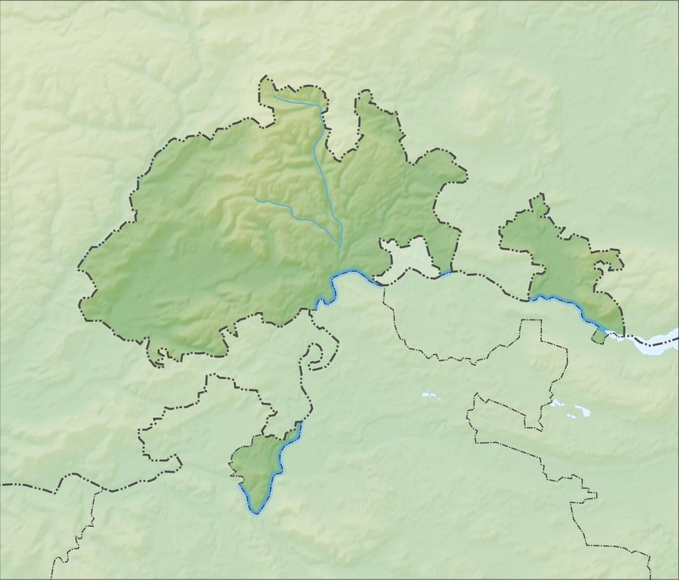 Schaffhausen is located in Canton of Schaffhausen