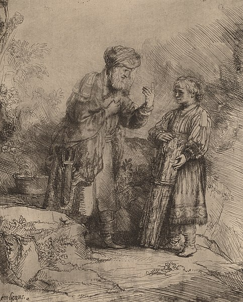 File:Rembrandt Abraham and Isaac detail.jpg