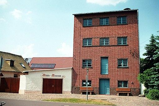 Reppichau (Osternienburger Land), das Mühlenmuseum