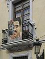 Representació pictòrica d'Ismael Latorre Mendoza a la façana de l'ajuntament d'Alginet.jpg