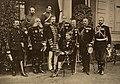 Representatives of Romania at the coronation of Nicholas II.jpg