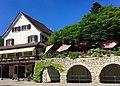 Restaurant Lägernstübli mit Garten im Sommer 2016 - panoramio.jpg