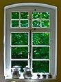 Restauriertes Fenster, konserviert mit Leinölfarbe. CIMG6131.JPG