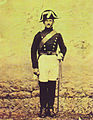 Retrato de un guardia civil en Reinosa entre 1855 y 1857 - William Atkinson original.jpg