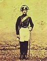 Retrato de un guardia civil en Reinosa entre 1855 y 1857 - William Atkinson original.jpg
