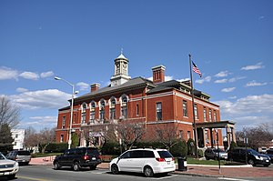 Revere City Hall and Police Station - Revere City Hall