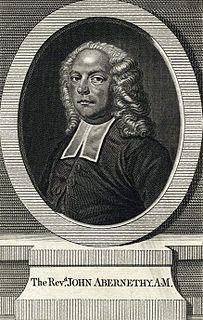 John Abernethy (minister)