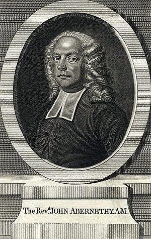 John Abernethy (minister) - Abernethy