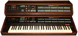 Rhodes Chroma - Image: Rhodes Chroma with Expander synthesizer
