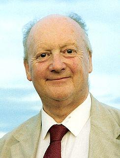 Richard Chorley English geographer