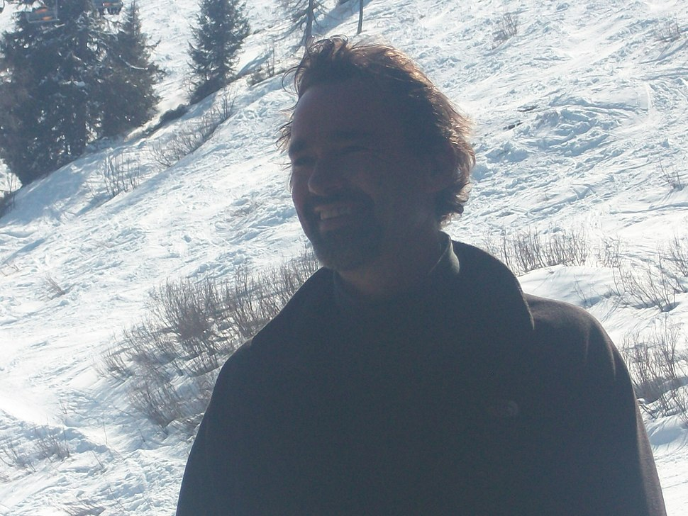 Richard Lintern in Alpbach, Austria