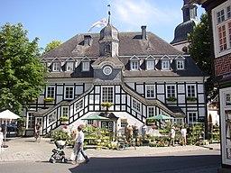 Rietberg historisches Rathaus