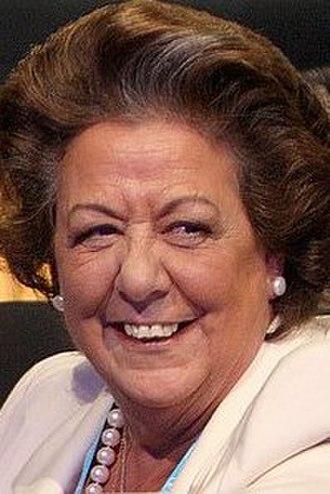 Rita Barberá - Rita Barberá in 2015