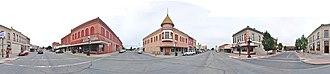 Ritzville, Washington - Image: Ritzville, WA 360 pano 01