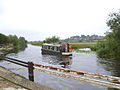 River Soar-Grand Union Canal, Watermead Country Park, Leicester - geograph.org.uk - 29614.jpg
