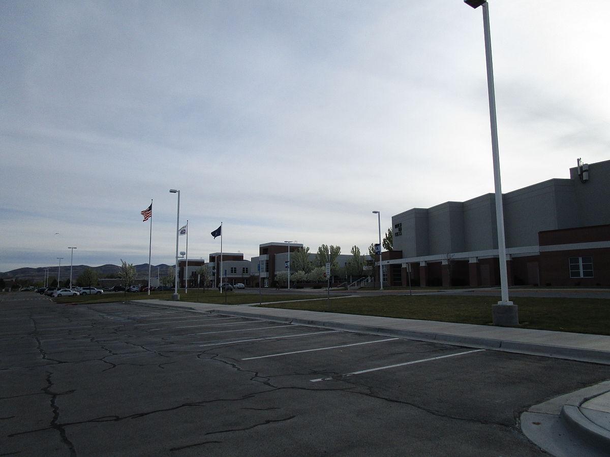 Riverton high school utah wikipedia for The riverton