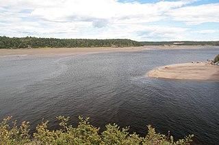 Sheldrake River (Minganie)