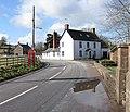 Road junction, Skenfrith - geograph.org.uk - 1190041.jpg