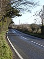 Road past The Drive Plantation - B3078 - geograph.org.uk - 304642.jpg