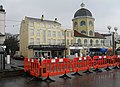 Roadworks in Royal Arcade - geograph.org.uk - 1732728.jpg