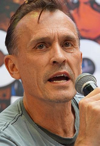 Robert Knepper - Robert Knepper in 2016.
