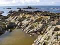Rocks at north end of Outsta Ness - geograph.org.uk - 1452867.jpg