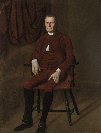 Roger Sherman - Image: Roger Sherman 1721 1793 by Ralph Earl