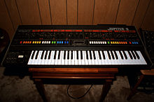Roland Jupiter-8 Synth, 1983 (2039658601).jpg