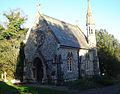 Roman Catholic Chapel, Earlham Road Cemetery, Norwich.JPG